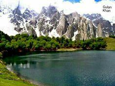 So beautiful,wonderful photography of the Kutwal village Haramosh valley Gilgit Baltistan Pakistan