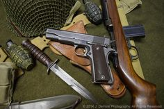 Quite a few M-1 Garands out there and reasonably priced.