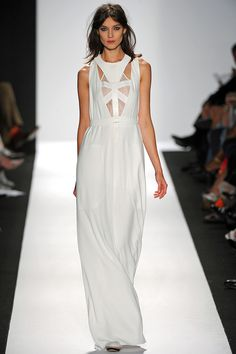 BCBG Max Azria Spring 2013..... I am dying over the entire collection!!