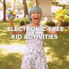 Electronic-Free Kid Activities #DIY #craft #spelling #kids