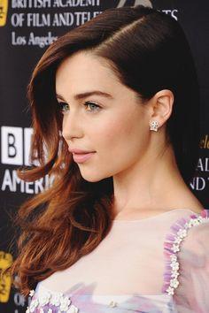 Emilia Clarke #beautiful #cute #sexy #love #celebrity #pretty