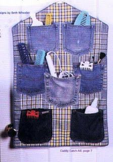 The corner of ANDYAAF: Different crafts with jeans