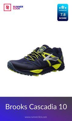 Brooks Cascadia 10 #RunnerClick Brooks Running Shoes, Asics Running Shoes, Best Running Shoes, Running Equipment, Sports Equipment, Mizuno Shoes, Adidas Supernova, Tr 4