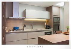 Funcionalidade e beleza no projeto do Atelier de Arquitetura, executado pela Bontempo.
