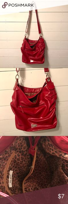 Selling this Nine West Cross body purse on Poshmark! My username is: thedailystarr. #shopmycloset #poshmark #fashion #shopping #style #forsale #Nine West #Handbags