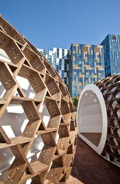 KREOD | Pavilion Architecture | Bustler