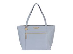 Portobello 'Brie' Bluebell Saffiano Leather Handbag #myluxury #bags #envy #style #fashion