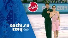 Canada's Tessa Virtue & Scott Moir on their Ice Dancing Silver at Sochi ...