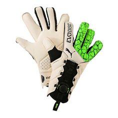 Puma evoDISC Soccer Goalkeeper Glove (Green Gecko): http://www.soccerevolution.com/store/products/PUM_90039_E.php