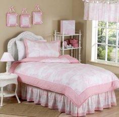 Adorable Pink Bedding Sets #pink_damask_comforters #pink_damask_bedsets #pink_damask_comforter