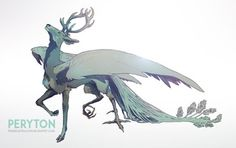 Mythical Creatures Art, Mythological Creatures, Magical Creatures, Mystical Creatures Drawings, Anime Plus, Anime W, The Beast, Creature Drawings, Animal Drawings
