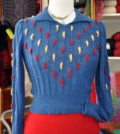 #vintage jumper