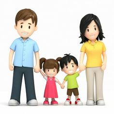 Find Render Happy Family stock images in HD and millions of other royalty-free stock photos, illustrations and vectors in the Shutterstock collection. Thousands of new, high-quality pictures added every day. Clipart Baby, Family Clipart, Cartoon Familie, Family Cake, Clay Figures, Clay Dolls, Cartoon Kids, 3d Cartoon, Happy Family