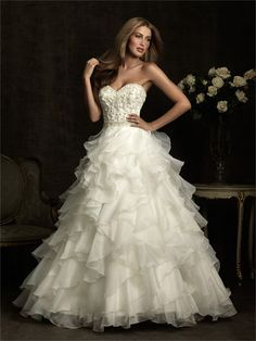 Style# B1161  Wedding Dress Visit Vera's House of Bridal in Madison, Wisconsin to try on this and similar dresses today! For specific dresses please call ahead, as our inventory changes daily!