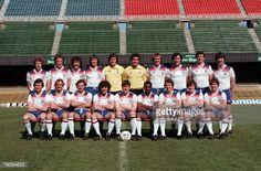 News Photo : Sport Football Spain 25th March 1980 The England...