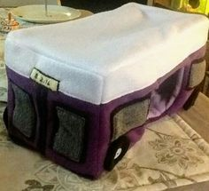 ~Twiggy Prickles new Camper for his first Birthday~