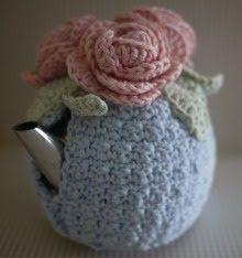 Sweet Tea Pot Cozy ~ Inspiration only!