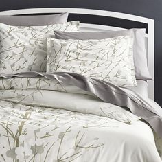 Free Shipping.  Shop Marimekko Lumimarja Full/Queen Duvet Cover.  Make a calm and peaceful bedroom retreat with bed linens inspired by snow-covered trees.