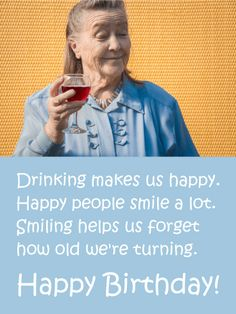 Send Free Let's be Happy - Funny Birthday Card to Loved Ones on Birthday & Greeting Cards by Davia. It's free, and you also can use your own customized birthday calendar and birthday reminders. Funny Birthday Cards, Birthday Greeting Cards, Happy Birthday, Birthday Wishes, Quick Healthy Breakfast, Diabetic Breakfast, Diet Drinks, Diet Snacks, Vegan Sauces