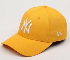5865fd641af02 Gorra New Era New York Yankees mujer 9 Forty. 11871477. Amarillo-blanco. por  17