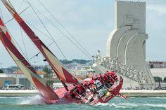 @ Lisbon, Belém, Volvo Ocean Race