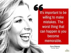 Quote about making mistakes