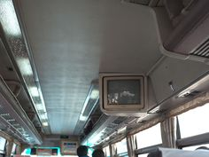 In a bus