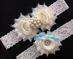 Wedding Garter / Ivory Wedding Garter / Bridal от SimplyKateGrace, $22.00
