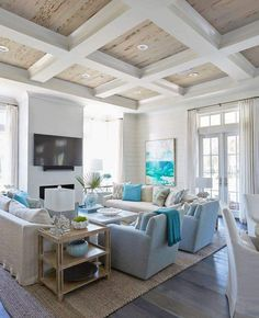 45+ Coastal Style Home Designs | Stucky, Marco island and Coastal ...