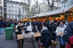 Best Hungarian Food and Treats at the Budapest Christmas Market Fair