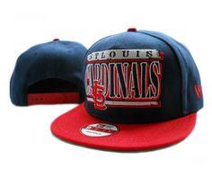 7b19e2c8941 New Era MLB St. Louis Cardinals Caps Black Red 3998! Only  8.90USD