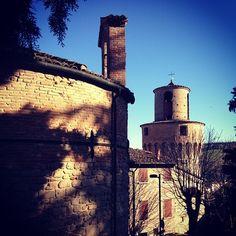 La Fortezza di Castrocaro Terme - Instagram by rumianka #castrocaroterme #romagnatoscana @Emilia-Romagna Region