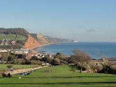Sidmouth-Devon-England