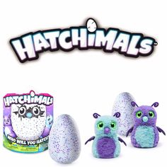 Walmart Exclusive~SOLD OUT! HATCHIMALS Egg Burtle Blue/Purple FREE SAME DAY SHIP #SpinMaster