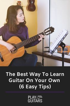 Learn And Master Guitar, Learn Guitar Beginner, Guitar Songs For Beginners, Basic Guitar Lessons, Easy Guitar Songs, Guitar Tips, Music Lessons, Learn Acoustic Guitar, Learn Guitar Chords
