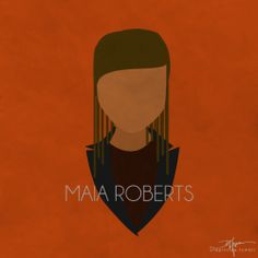 Maia Roberts by http://otepinside.tumblr.com/