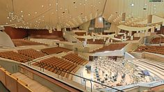 Berlin Philharmonic Hall (1963)-Hans Scharoun
