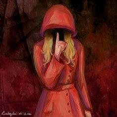 Casaco vermelho ❤