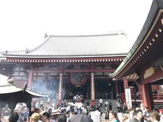Making your way through the temple district in Asakusa, Japan Go To Japan, Japan Trip, Japan Travel, Asian Photography, World Photography, Travel Photography, Travel Supplies, Travel Memories, Travel List