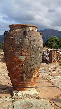 The Minoan Palace of Malia