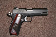 Dan Wesson Guardian 9mm Bobtail Commander