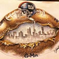 nfl season surrealism - Google Search