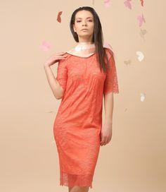 Hot look SPRING17 | YOKKO #lace #dress #spring17 #women #beauty  #weddings #party #fashion #yokko