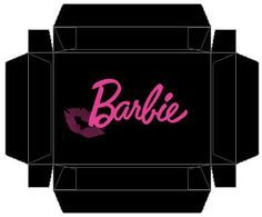 Libre para imprimir de Barbie Minis