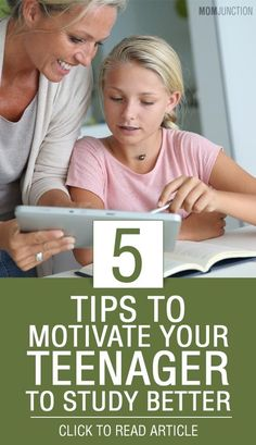 Motivate teenager -