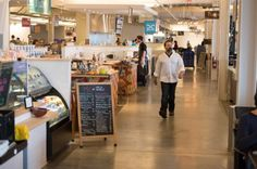 Union Market: Eccentric bites to savor — if you can find a seat - The Washington Post