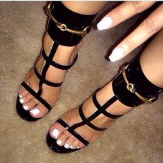 Shoe Porn  @bombshelllooks #gucci #bombshells #bombshelllooks #Bombshellbeauty #amrezy #anastasiabeverlyhills #mintswim #boss #bosslife #bosschick #black #blackshoes #blackheels #pedicure #pedi #luxury #luxurious #lux #vip #expensive #best #bestfriend #bestoftheday #look #lookoftheday #outfit #outfitoftheday #likes