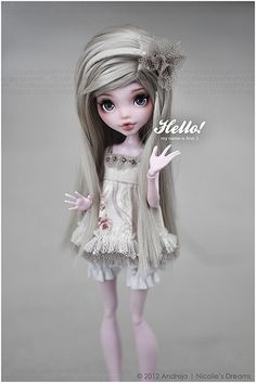 Hello nice to meet you! | ♥{Commission Shop}♥{Twitter}♥{Face… | Flickr