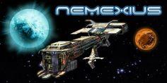 Nemexius é um MMORTS gratuito de ficção científica que lhe permite criar o seu império espacial e lutar pelo domínio do universo.