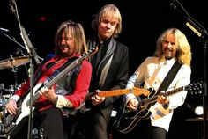 Ricky Phillips, JY and Tommy Shaw from Styx